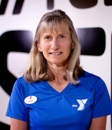 Helen Gentile, a personal trainer at the Kennett Area YMCA, is a certified personal trainer, LIVESTRONG at the Y coach and TRX instructor.