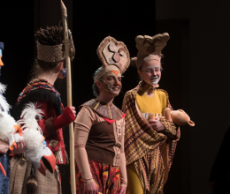 Jennersville YMCA Theater Performance of The Lion King, JR