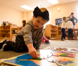 Montessori Classroom at West Chester YMCA