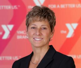 Denise Day, president and CEO of the YMCA of Greater Brandywine in Chester County PA