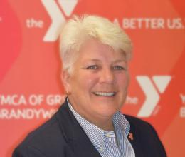 Chief Human Resources Officer of the YMCA of Greater Brandywine, Patty Welch